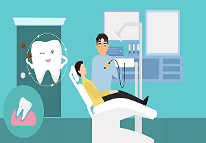 I will make professional dentist or dental clinic 2d animation video