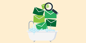 I will Verify email lists and remove invalid mails for campaigns