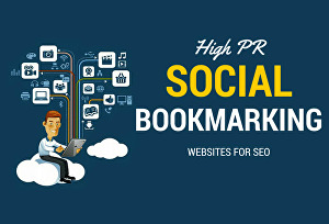 I will do 40 social bookmarking backlinks