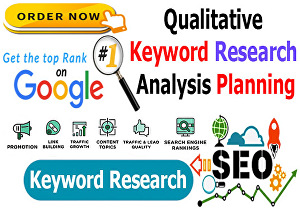 I will do micro niche research with SEO keyword research that ranks