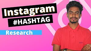 I will create the perfect instagram hashtag strategy for growth