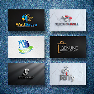 I will design amazing logo brand for you