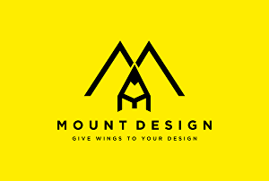 I will create a flat minimalist logo design in 24 hours