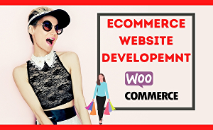 I will build a WordPress ecommerce website online store