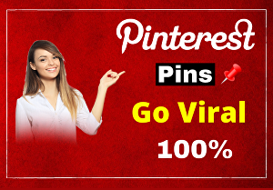 I will create Pinterest pins that go viral