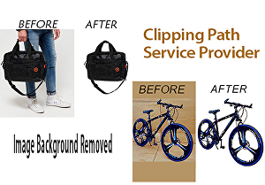 I will do image Clipping Path And Background Removal Services