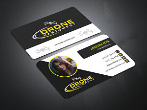 I will design minimalist business card within 24 hour