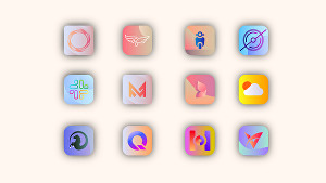 I will do mobile app icon design or app logo design