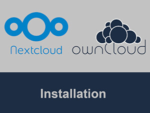 I will install Nextcloud or ownCloud on your server