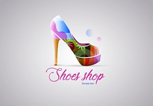 I will design logo or brand for your footwear, shoes, sneaker store