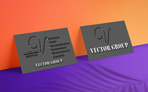 I will design modern, luxury, unique & professional business card for your business