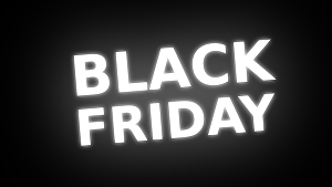 I will write a Black Friday Blog or Article