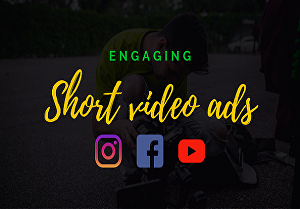 I will create short video ads or promo video for your business