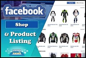 I will create Facebook shop or store  professionally