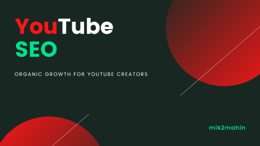 do youtube seo for subs and views on title, tags and description of your video