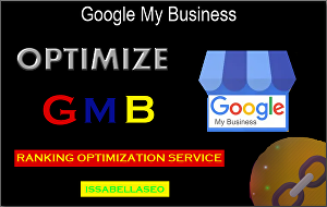 I will optimize your google my business in google search engine