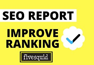 I will do  SEO audit on your website and get full SEO Reports to improve Ranking