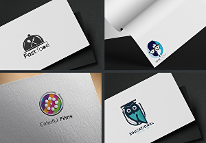 I will logo design and  Redesign