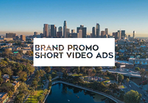 I will create cinematic promo videos and short video ads