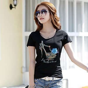 I will create custom trendy tshirt design