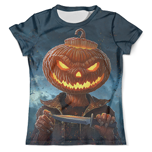 I will design helloween t shirt for you