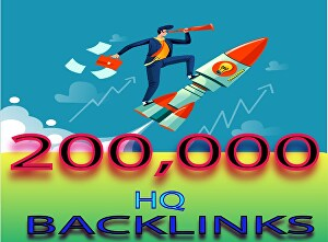I will give you 200K GSA Back-links for whitehat seo to rank your page  website videos