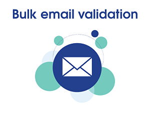 I will do bulk email validation, verification and list cleaning service