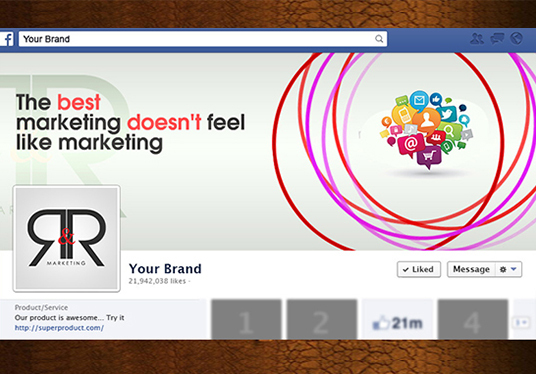 design facebook cover, banner or any other poster