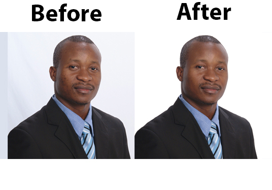 do photo editing and skin retouching within 24 hours
