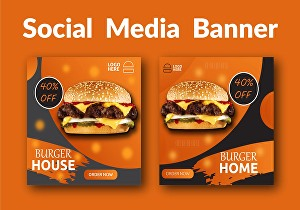 I will do banner cover design for any social media Kit