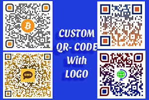 I will create a custom QR code for your business or social media.