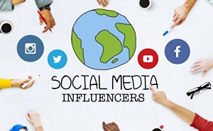 I will create a list of social media influencers for influencer marketing