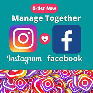 I will post on Instagram and Facebook page together