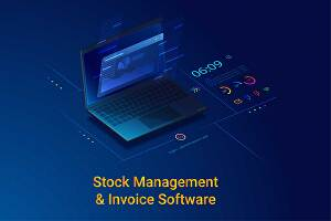 I will create stock management and invoice software