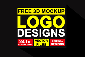 I will design modern professional logo