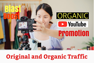 I will do youtube video promotion for video ranking