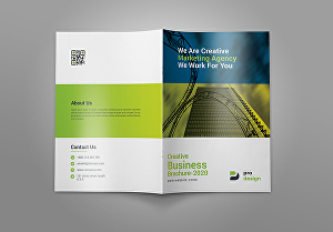 I will design business proposal, company profile, and brochure
