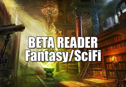 beta read your fantasy novel up to 17000 words