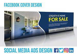 I will do professional facebook cover design for you