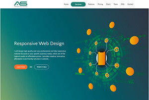 I will convert psd to html, xd to html responsive with bootstrap 4