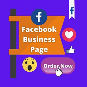 I will setup a killer Facebook business page for you