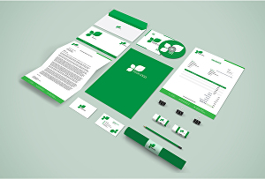I will Design Stationery or Brand Identity