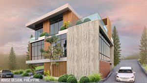 I will create your House Exterior 3D Modeling and Rendering