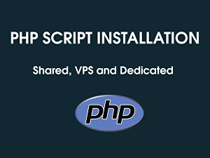 I will install Codecanyon, CMS or any PHP script