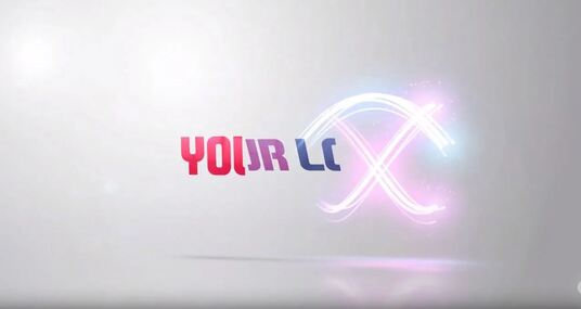 make 4 amazing intros with your logo