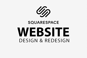 I will build a responsive Squarespace website