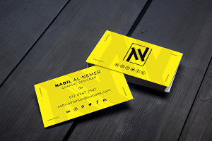 I will design a Professional Double-sided Business Card