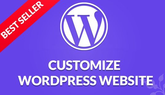 revamp, design, customize and fix your wordpress website and blogs
