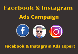 I will setup and manage your facebook, instagram ads campaign