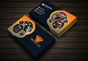 I will design business cards
